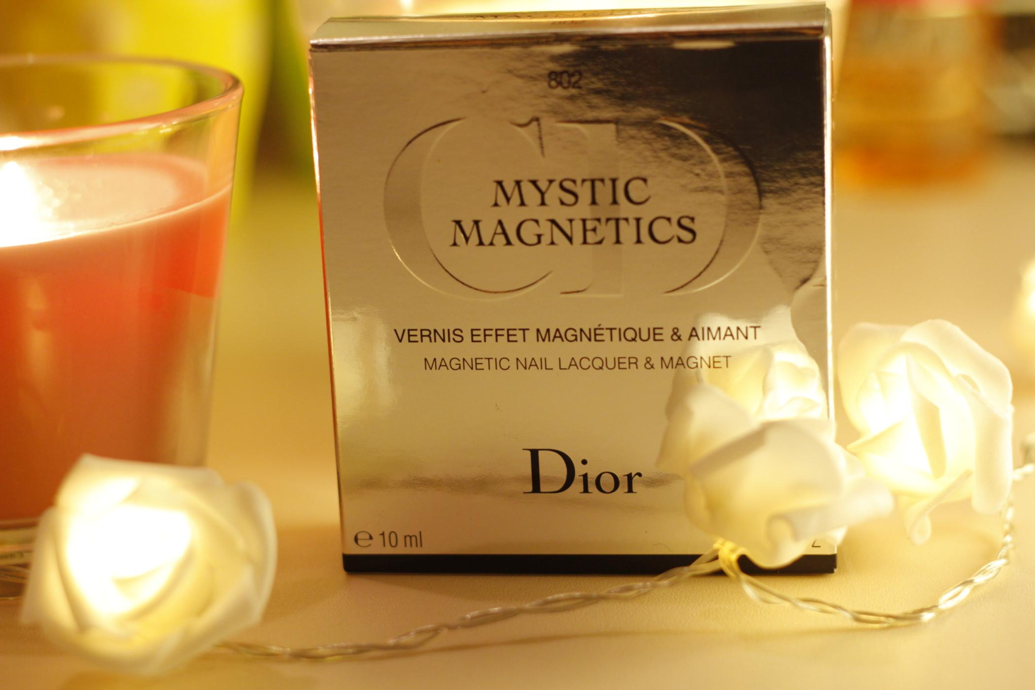 Mystic Magnetics by Dior