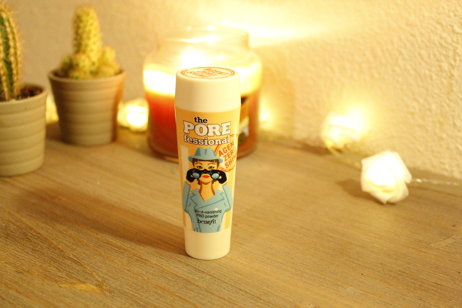 Revue « The Porefessional - Agent Zero Shine » Benefit ♡