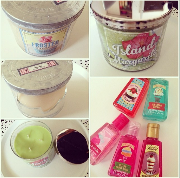 Ma commande Bath&body Works + tutoriel Shipito ♡