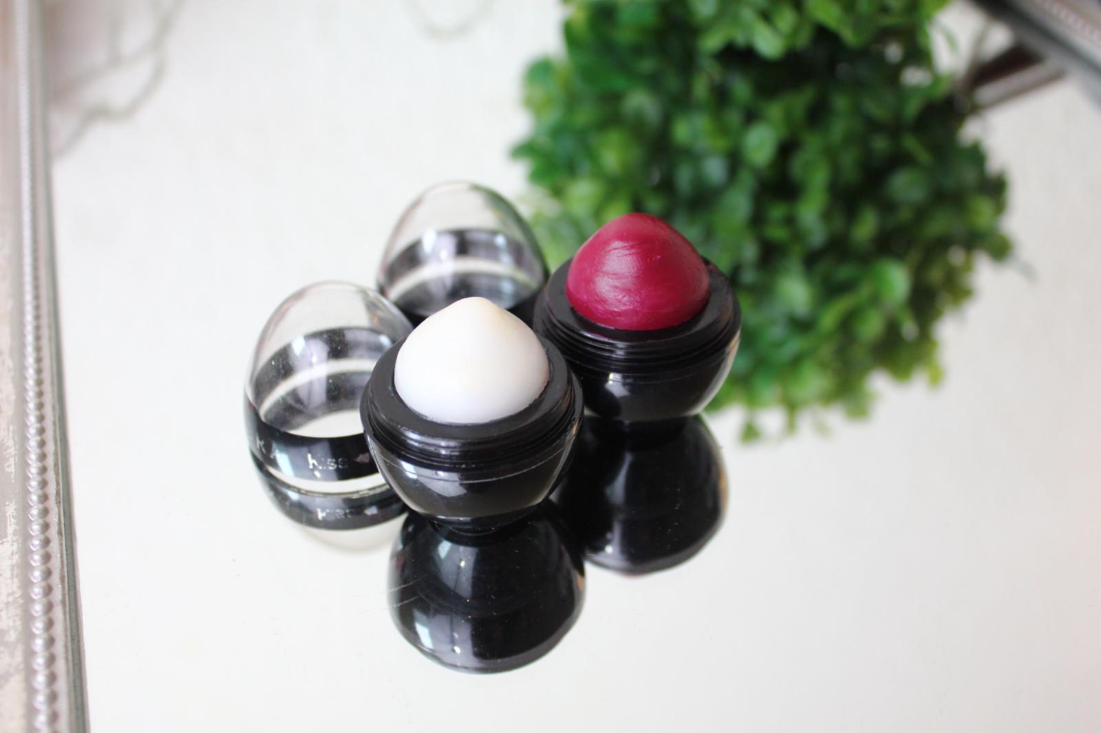 Baumes à lèvres : Entre marketing et efficacité ❤ (Babylips, Sephora, Nuxe, Avène, EOS...)