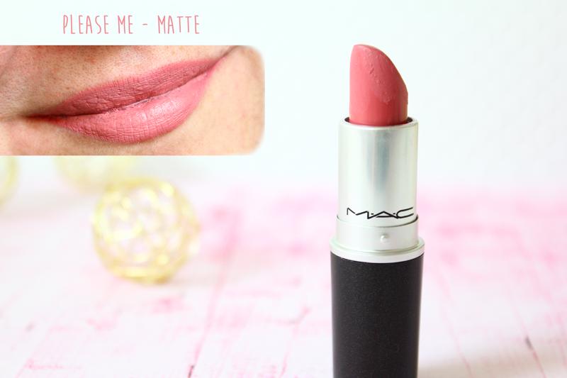Collection rouges à lèvres Mac + swatch