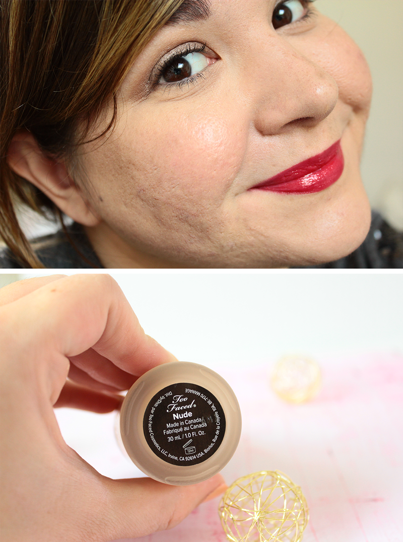 "Revue+concours l Fond de teint ""Born this way"" Too Faced ♥"