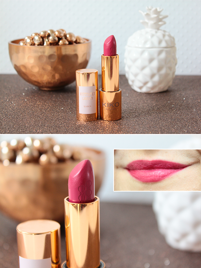 Revue l Collection Rebel romantic ♥ Kiko