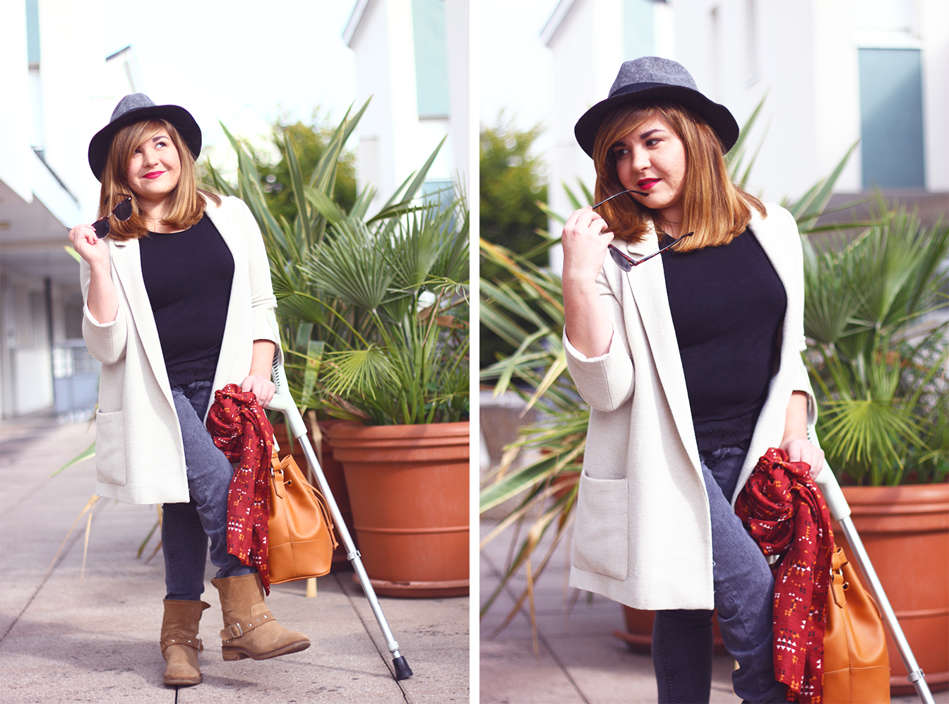 "Look ""Passion chapeau"" ♥"