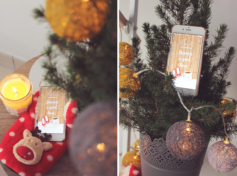 Fond d'écran — Christmas 2015 ❄