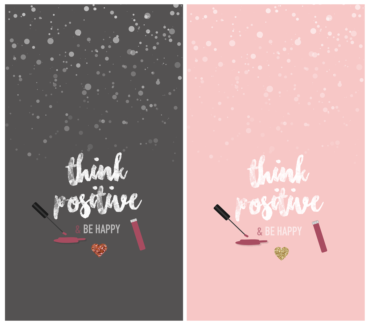 Fond d 39 cran 6 pens e positive quiaimeastuces for Fond pour les photos