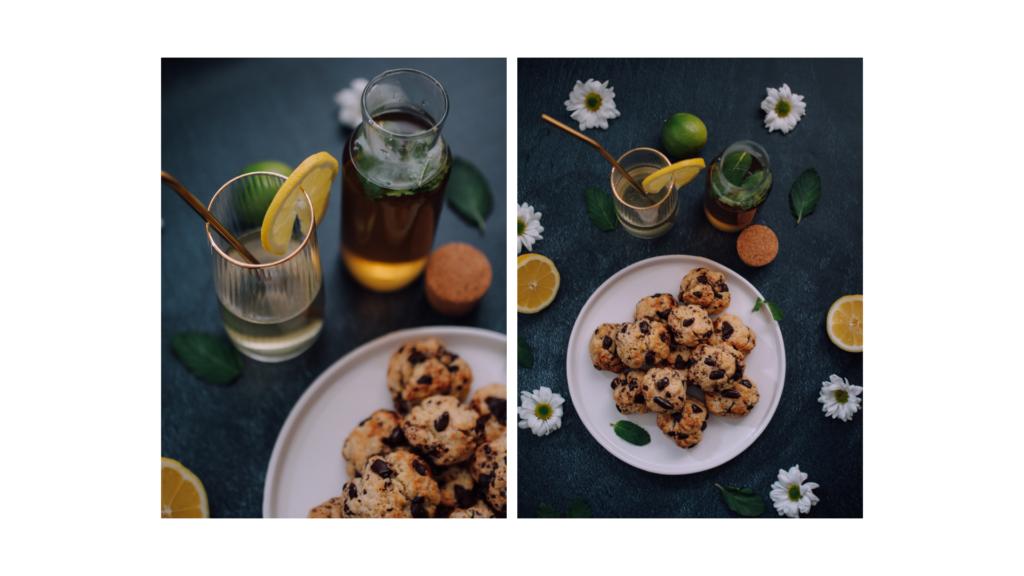 cookies fondants recette